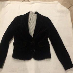 JOIE velvet jacket